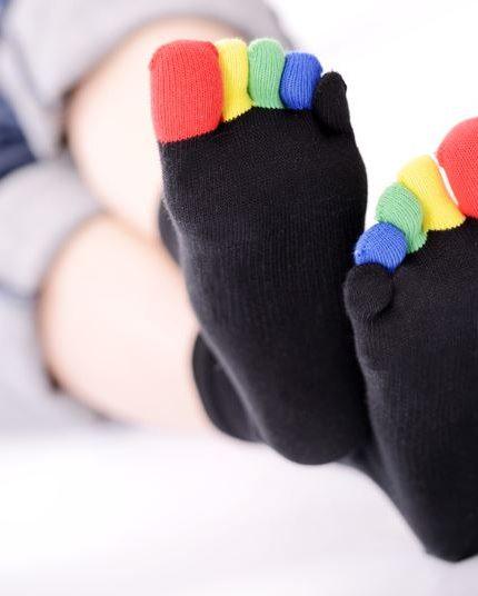 Nogavice na prste