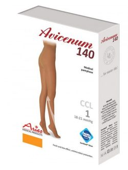 Avicenum 140 den hlačne nogavice tanjše