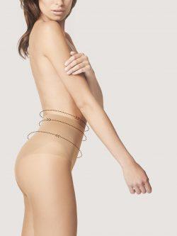Hlačne nogavice Bikini Fit 20 den