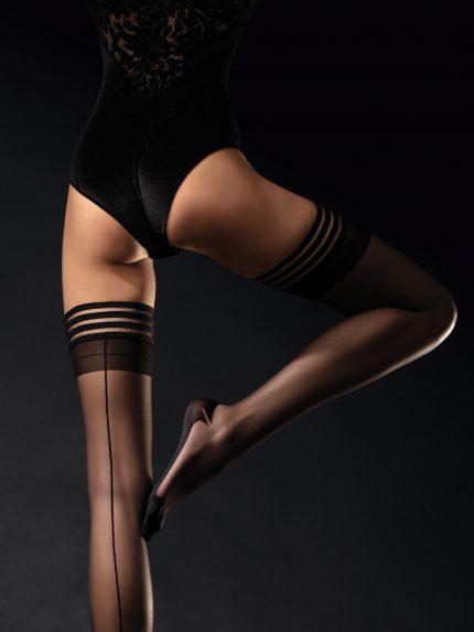 samostoječe nogavice Femme Fatal