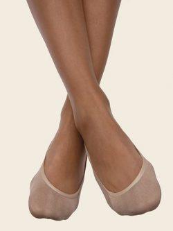 Bombažene ženske stopalke iz organskega bombaža