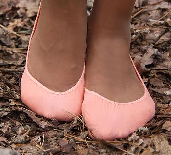 Klasične stopalke iz poliamida