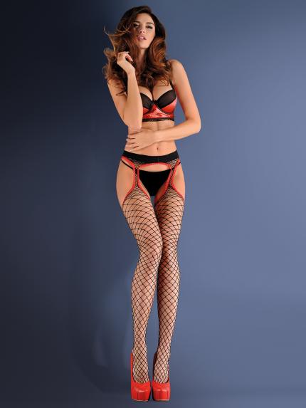 Hlačne nogavice Strip Panty 153