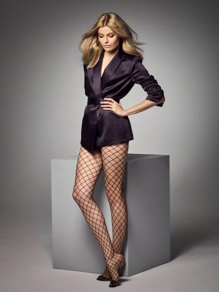 Mrežaste hlačne nogavice Rete Maxi