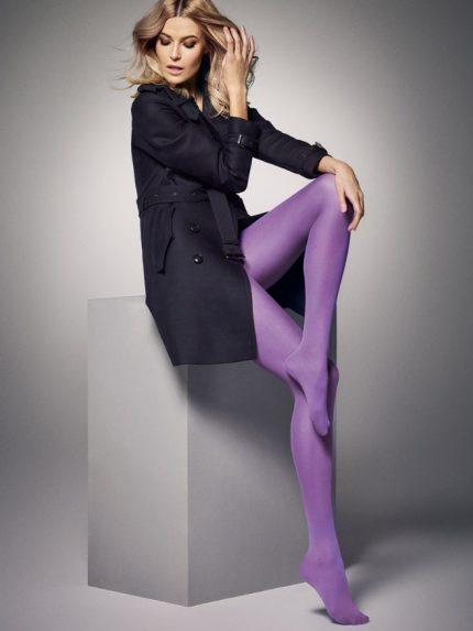 Hlačne nogavice Satin 40 den