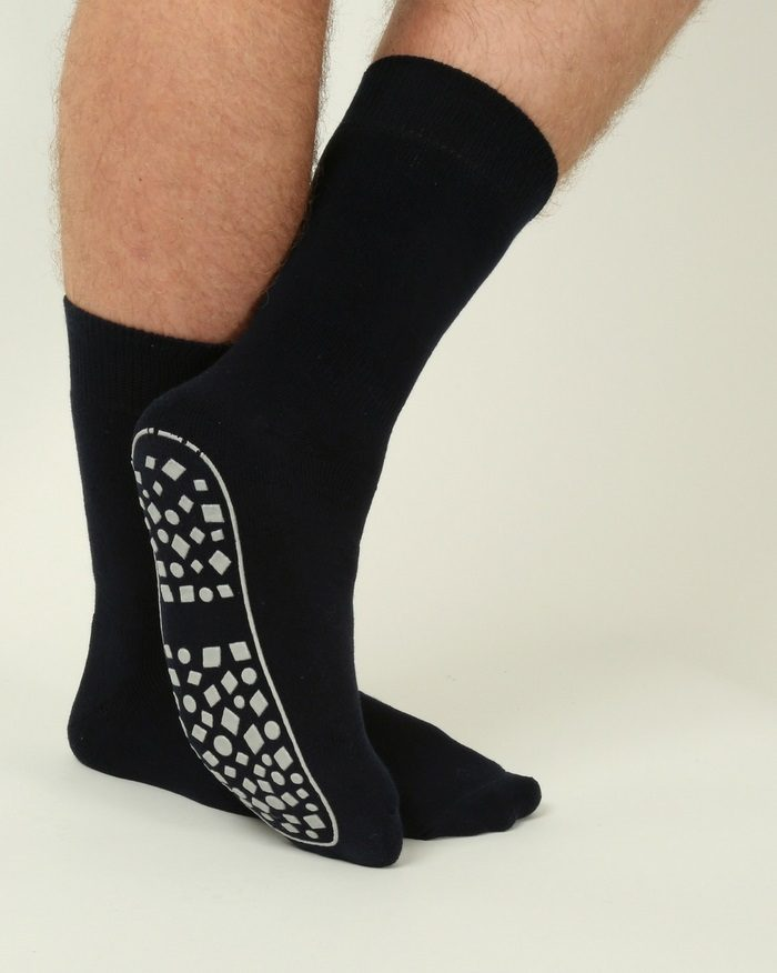 Termo nogavice s protidrsnim podplatom