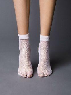 Mrežaste nogavičke mala mreža