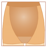 Nosečniške nogavice Avicenum 70 den