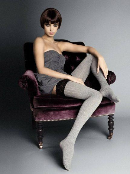 Samostoječe nogavice Costina 60 den