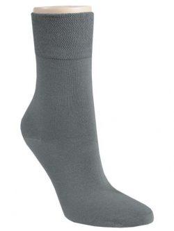 Srednje siva nogavice iz bambusa