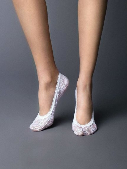 Čipkaste stopalke