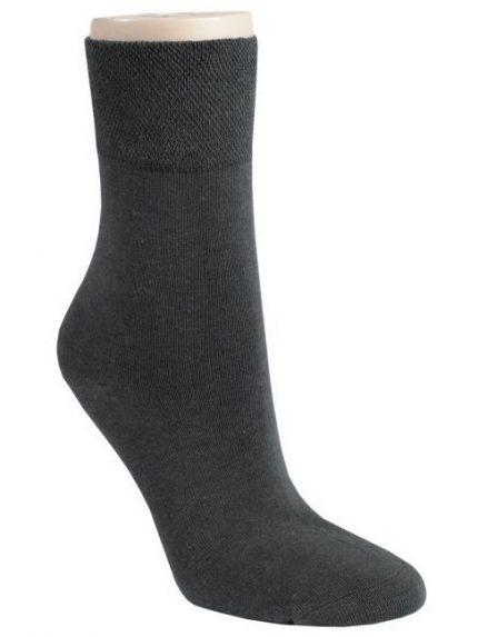 Temno siva nogavice iz bambusa