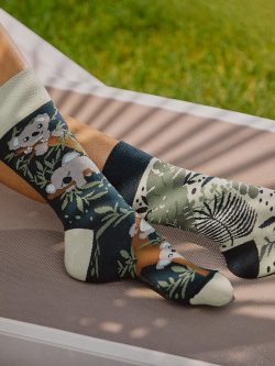 Pisane nogavice