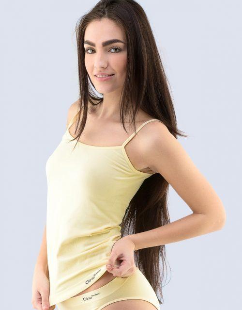 Daljša ženska majica brez šivov