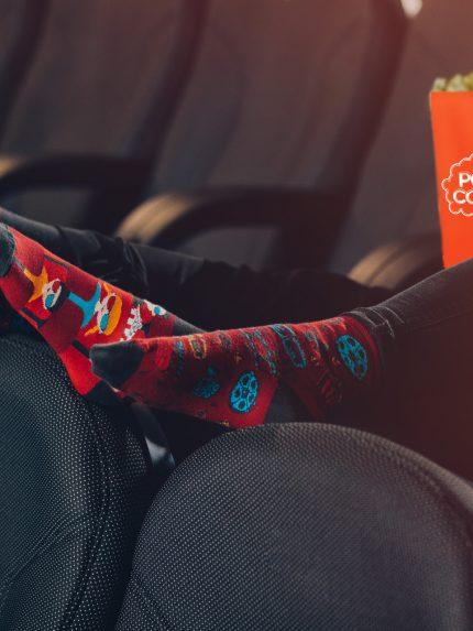 Pisane nogavice Kino