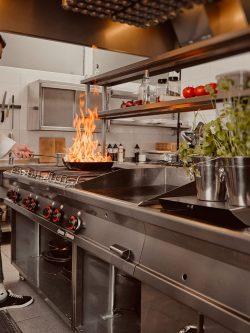 Pisane nogavice Kitchen